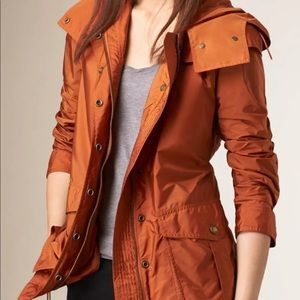 BURBERRY  BRITH MAIDLEIGHT HOODED PARKA JACKET
